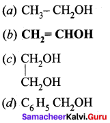 Samacheer Kalvi 12th Chemistry Solutions Chapter 11 Hydroxy Compounds and Ethers-101