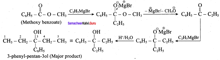 Samacheer Kalvi 12th Chemistry Solutions Chapter 11 Hydroxy Compounds and Ethers-31