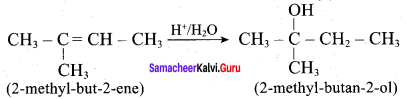 Samacheer Kalvi 12th Chemistry Solutions Chapter 11 Hydroxy Compounds and Ethers-32