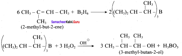 Samacheer Kalvi 12th Chemistry Solutions Chapter 11 Hydroxy Compounds and Ethers-33