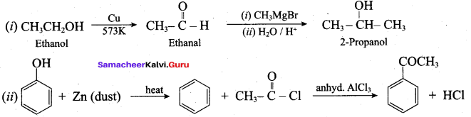 Samacheer Kalvi 12th Chemistry Solutions Chapter 11 Hydroxy Compounds and Ethers-234