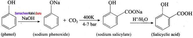 Samacheer Kalvi 12th Chemistry Solutions Chapter 11 Hydroxy Compounds and Ethers-41