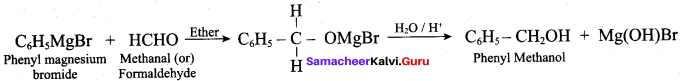 Samacheer Kalvi 12th Chemistry Solutions Chapter 11 Hydroxy Compounds and Ethers-146