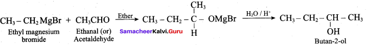 Samacheer Kalvi 12th Chemistry Solutions Chapter 11 Hydroxy Compounds and Ethers-147
