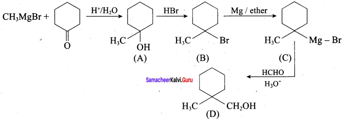Samacheer Kalvi 12th Chemistry Solutions Chapter 11 Hydroxy Compounds and Ethers-60