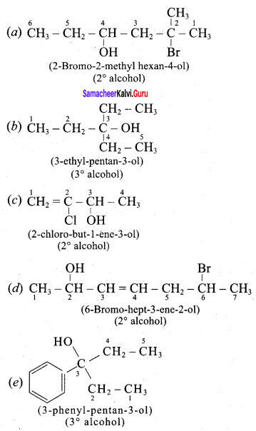 Samacheer Kalvi 12th Chemistry Solutions Chapter 11 Hydroxy Compounds and Ethers-68