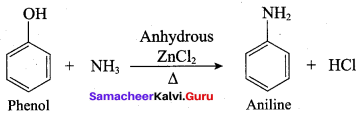 Samacheer Kalvi 12th Chemistry Solutions Chapter 11 Hydroxy Compounds and Ethers-171