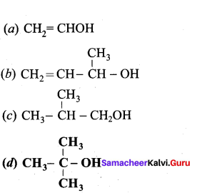 Samacheer Kalvi 12th Chemistry Solutions Chapter 11 Hydroxy Compounds and Ethers-107