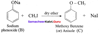 Samacheer Kalvi 12th Chemistry Solutions Chapter 11 Hydroxy Compounds and Ethers-281