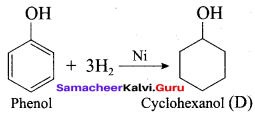 Samacheer Kalvi 12th Chemistry Solutions Chapter 11 Hydroxy Compounds and Ethers-291