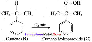 Samacheer Kalvi 12th Chemistry Solutions Chapter 11 Hydroxy Compounds and Ethers-294