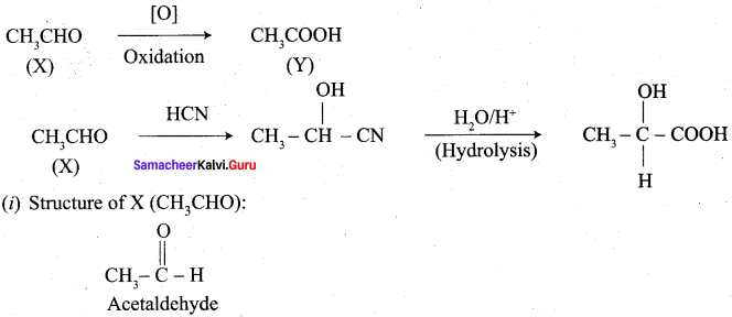 Samacheer Kalvi 12th Chemistry Solutions Chapter 12 Carbonyl Compounds and Carboxylic Acids-259