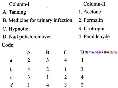 Samacheer Kalvi 12th Chemistry Solutions Chapter 12 Carbonyl Compounds and Carboxylic Acids-208