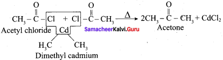 Samacheer Kalvi 12th Chemistry Solutions Chapter 12 Carbonyl Compounds and Carboxylic Acids-110