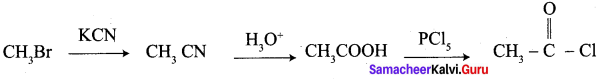 Samacheer Kalvi 12th Chemistry Solutions Chapter 12 Carbonyl Compounds and Carboxylic Acids-14