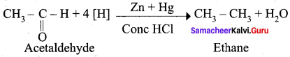 Samacheer Kalvi 12th Chemistry Solutions Chapter 12 Carbonyl Compounds and Carboxylic Acids-114