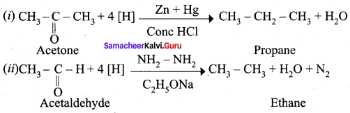 Samacheer Kalvi 12th Chemistry Solutions Chapter 12 Carbonyl Compounds and Carboxylic Acids-116