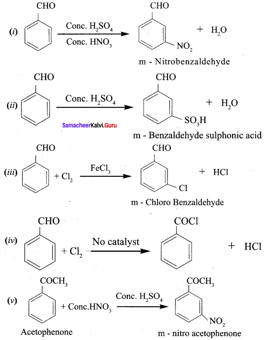 Samacheer Kalvi 12th Chemistry Solutions Chapter 12 Carbonyl Compounds and Carboxylic Acids-276