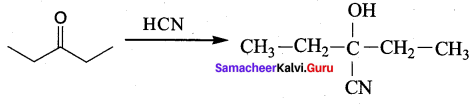 Samacheer Kalvi 12th Chemistry Solutions Chapter 12 Carbonyl Compounds and Carboxylic Acids-25