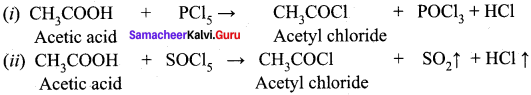 Samacheer Kalvi 12th Chemistry Solutions Chapter 12 Carbonyl Compounds and Carboxylic Acids-125