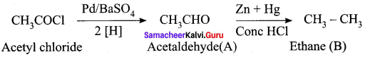 Samacheer Kalvi 12th Chemistry Solutions Chapter 12 Carbonyl Compounds and Carboxylic Acids-127