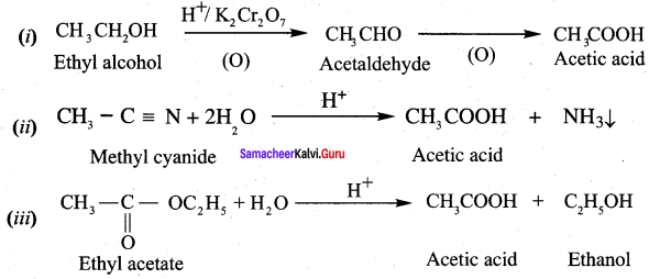 Samacheer Kalvi 12th Chemistry Solutions Chapter 12 Carbonyl Compounds and Carboxylic Acids-277
