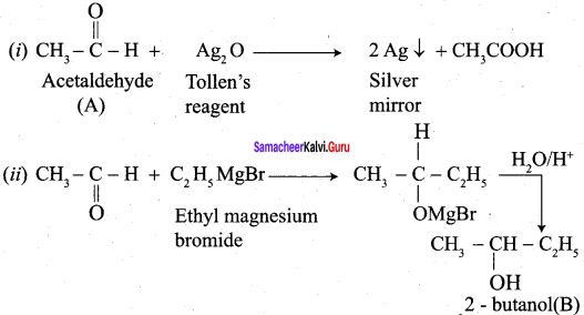 Samacheer-Kalvi-12th-Chemistry-Solutions-Chapter-12-Carbonyl-Compounds-and-Carboxylic-Acids-30-2