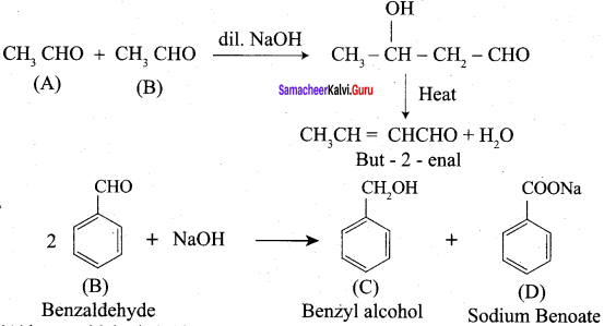 Samacheer-Kalvi-12th-Chemistry-Solutions-Chapter-12-Carbonyl-Compounds-and-Carboxylic-Acids-32-2