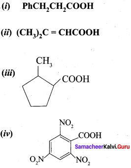 Samacheer Kalvi 12th Chemistry Solutions Chapter 12 Carbonyl Compounds and Carboxylic Acids-148
