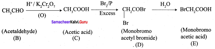 Samacheer Kalvi 12th Chemistry Solutions Chapter 12 Carbonyl Compounds and Carboxylic Acids-52