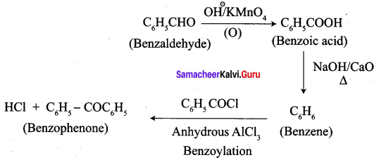 Samacheer Kalvi 12th Chemistry Solutions Chapter 12 Carbonyl Compounds and Carboxylic Acids-54