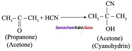 Samacheer Kalvi 12th Chemistry Solutions Chapter 12 Carbonyl Compounds and Carboxylic Acids-57
