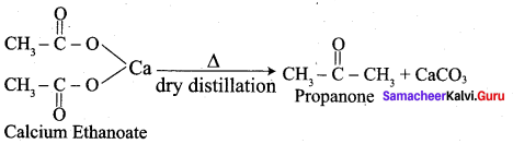 Samacheer Kalvi 12th Chemistry Solutions Chapter 12 Carbonyl Compounds and Carboxylic Acids-104