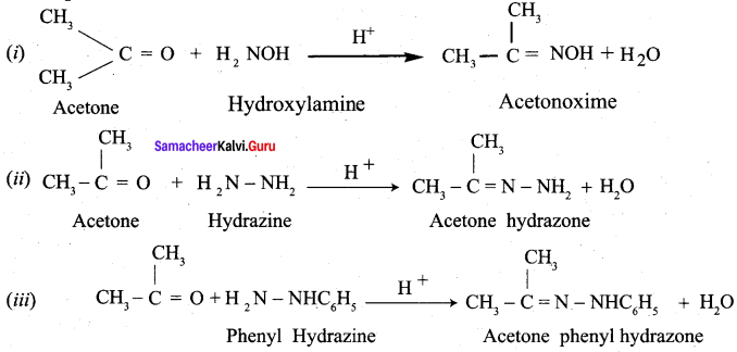 Samacheer Kalvi 12th Chemistry Solutions Chapter 12 Carbonyl Compounds and Carboxylic Acids-217