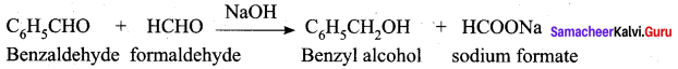 Samacheer Kalvi 12th Chemistry Solutions Chapter 12 Carbonyl Compounds and Carboxylic Acids-224