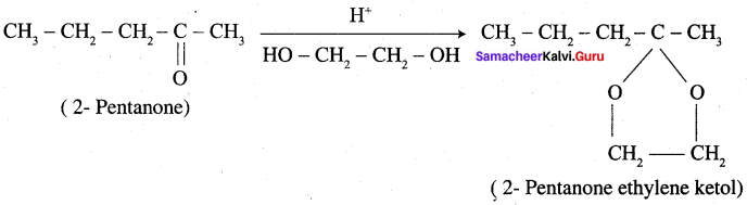 Samacheer Kalvi 12th Chemistry Solutions Chapter 12 Carbonyl Compounds and Carboxylic Acids-71