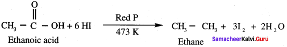 Samacheer Kalvi 12th Chemistry Solutions Chapter 12 Carbonyl Compounds and Carboxylic Acids-232