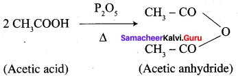 Samacheer Kalvi 12th Chemistry Solutions Chapter 12 Carbonyl Compounds and Carboxylic Acids-75