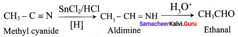 Samacheer Kalvi 12th Chemistry Solutions Chapter 12 Carbonyl Compounds and Carboxylic Acids-106