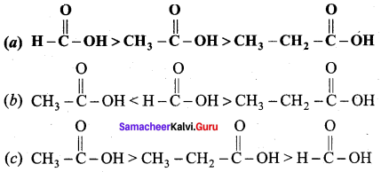 Samacheer Kalvi 12th Chemistry Solutions Chapter 12 Carbonyl Compounds and Carboxylic Acids-182
