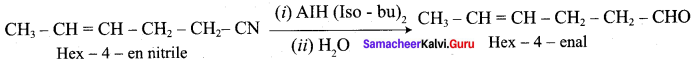 Samacheer Kalvi 12th Chemistry Solutions Chapter 12 Carbonyl Compounds and Carboxylic Acids-107