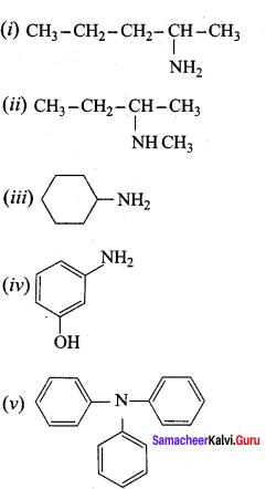 Samacheer Kalvi 12th Chemistry Solutions Chapter 13 Organic Nitrogen Compounds-104