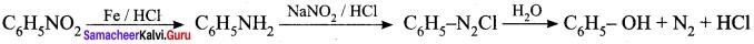 Samacheer Kalvi 12th Chemistry Solutions Chapter 13 Organic Nitrogen Compounds-11