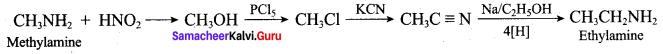Samacheer Kalvi 12th Chemistry Solutions Chapter 13 Organic Nitrogen Compounds-311