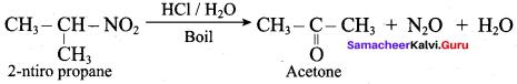 Samacheer Kalvi 12th Chemistry Solutions Chapter 13 Organic Nitrogen Compounds-121