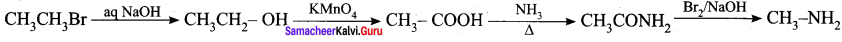 Samacheer Kalvi 12th Chemistry Solutions Chapter 13 Organic Nitrogen Compounds-2