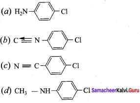 Samacheer Kalvi 12th Chemistry Solutions Chapter 13 Organic Nitrogen Compounds-21