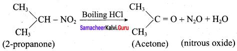 Samacheer Kalvi 12th Chemistry Solutions Chapter 13 Organic Nitrogen Compounds-31