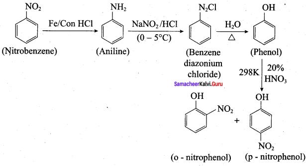 Samacheer Kalvi 12th Chemistry Solutions Chapter 13 Organic Nitrogen Compounds-37
