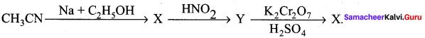 Samacheer Kalvi 12th Chemistry Solutions Chapter 13 Organic Nitrogen Compounds-237